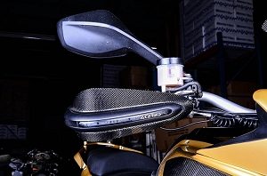 Acerbis Carbon Fiber Hand Protector Guards