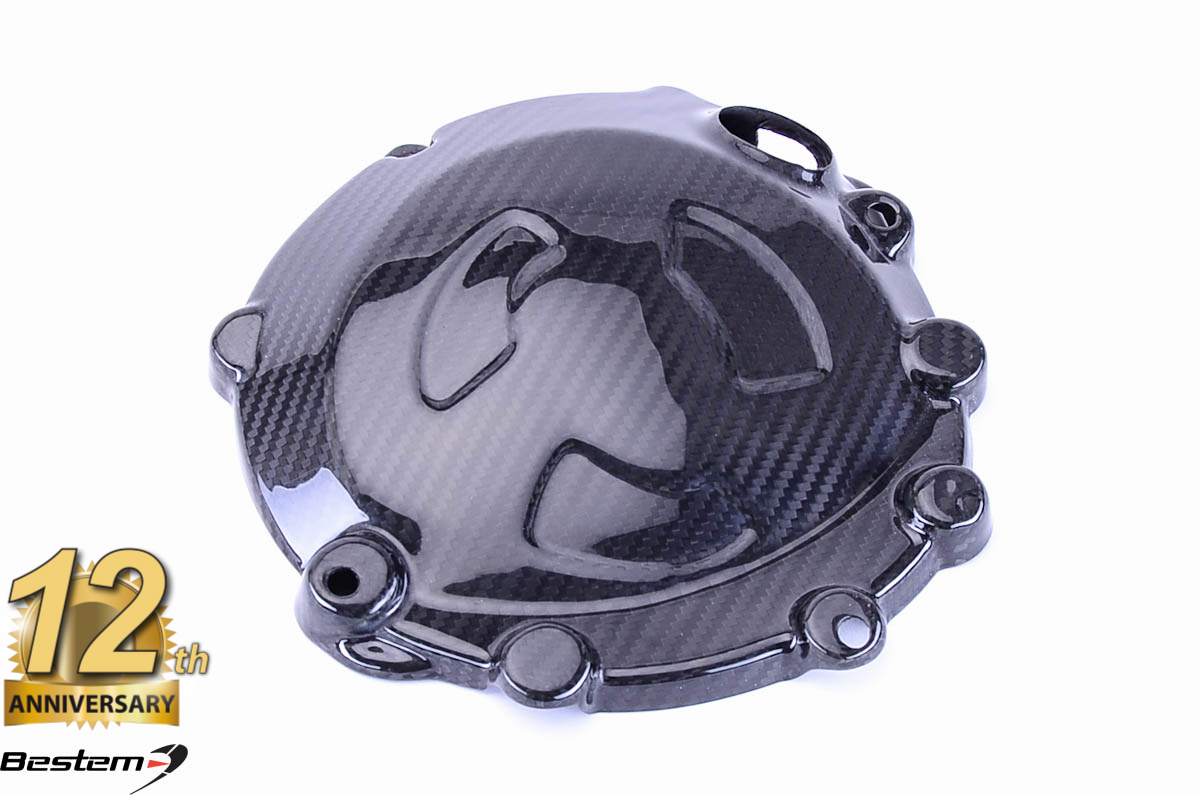 Bmw S1000rr Hp4 2009 2018 S1000r S1000xr 100 Carbon Fiber Racing Engine Cover Right Twill Weave