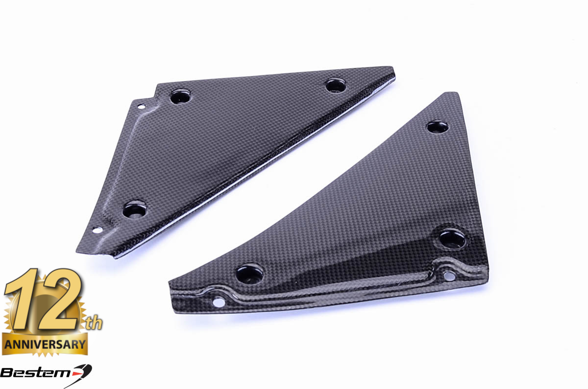 Ducati 848 1098 1198 100 Carbon Fiber Inner Fairings