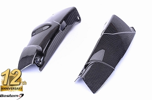 BMW K1200R  100% Carbon Fiber Radiator Side Covers
