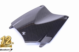 BMW K1200R  100% Carbon Fiber Center Tank Cover Pad