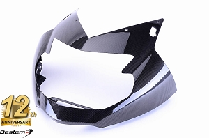 BMW K1200S  100% Carbon Fiber Head Cowl