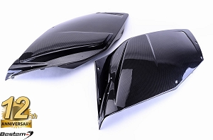 BMW K1200S  100% Carbon Fiber Side Panels