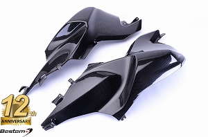 BMW K1200S  100% Carbon Fiber Tank Side Panels