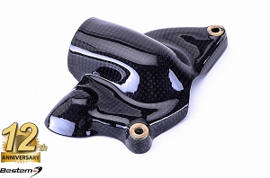 Ducati 749 999 848 1098 1198 100% Carbon Fiber Waterpump Cover