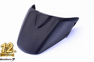 Ducati Monster 696 796 1100 100% Carbon Fiber Passenger Seat Cowl, Matte Finish