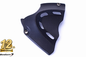 Ducati Diavel 2011 - 2018 100% Carbon Fiber Sprocket Cover, Matte Finish