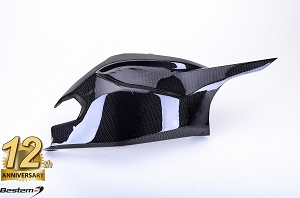 Ducati Multistrada 1200 2010-2013 100% Carbon Fiber Swingarm Cover