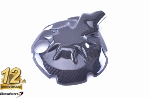 Yamaha R1 2007 2008 100% Carbon Fiber Right Side Engine Clutch Gearbox Case Cover Panel