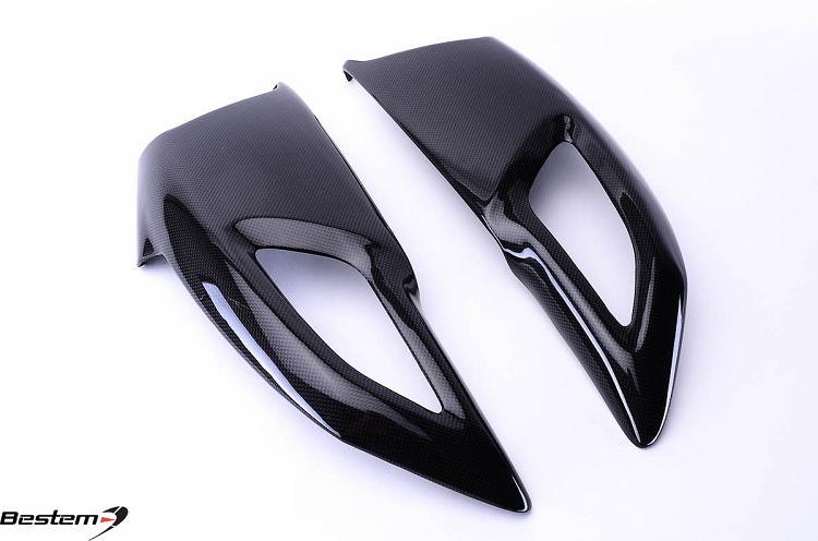 New Ducati Carbon Fiber Parts Are Available At Bestemusa
