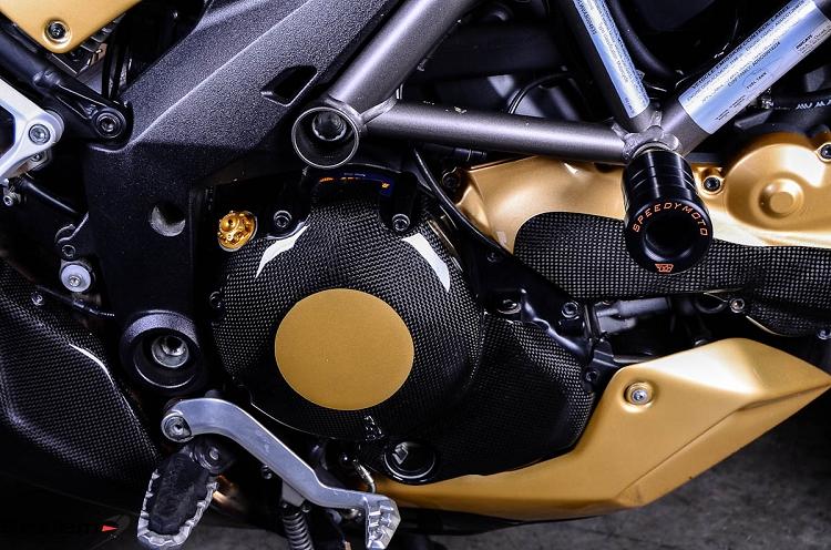 Ducati Multistrada 1200 Monster 796 1200 100 Carbon Fiber Clutch