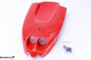 Honda CBR600 F4i 04-05 Undertail Red F13
