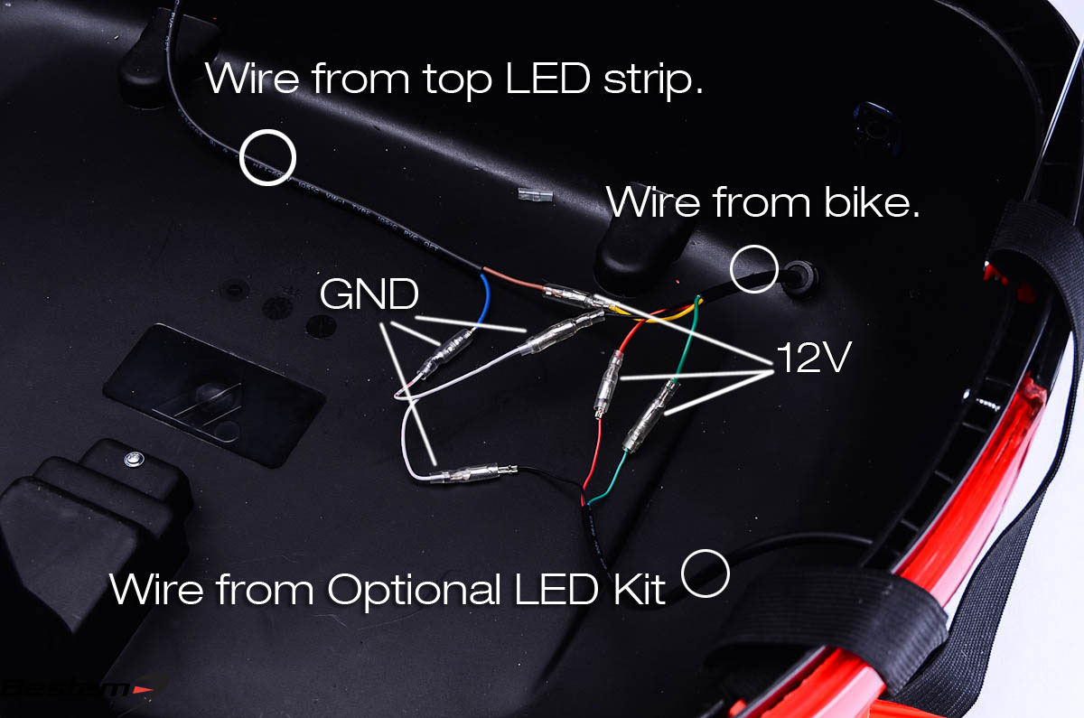Aprilia Wiring Harness Not Lossing Diagram Rs4 50 Bestem T Box 929 Led Strip Trailer Rs