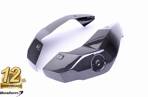 BMW R1200GS Adventure 2008 - 2013 100% Carbon Fiber Tank Side Panels
