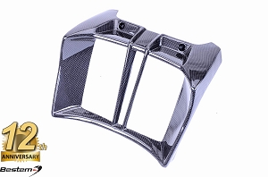BMW R1200R 100% Carbon Fiber Radiator Cover