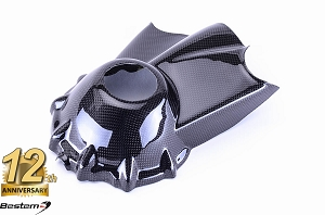 BMW R1200S 100% Carbon Fiber Drive Shaft Cover