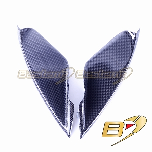 2003-2006 Ducati 749 999 Front Nose Air Duct Intake Vent Cover Cowl Carbon Fiber