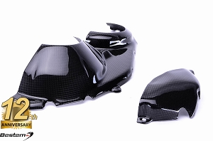 Honda CBR1000RR 2008 - 2011  100% Carbon Fiber Engine Cover