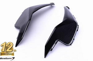 Honda CBR1000RR 2012 - 2016  100% Carbon Fiber Tank Side Panels