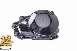 Kawasaki ZX10R 2011 - 2015 100% Carbon Fiber Engine Case Cover 1