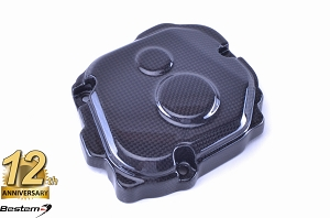 Kawasaki ZX10R 2016 - 2018 100% Carbon Fiber Engine Cover 1
