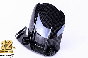 KTM DUKE 690 2012-2015 100% Carbon Fiber Rear Hugger