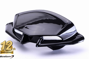 MV Agusta Brutale 675 800 2012 100% Carbon Fiber Windscreen,