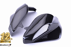 MV Agusta Brutale 100% Carbon Fiber Air Intake Side Covers