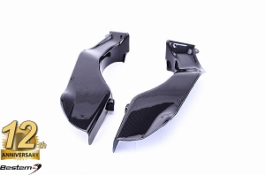 MV Agusta F3 675 2012 100% Carbon Fiber Ram Air Covers/Dash Panels