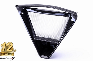 MV Agusta F4 2010 - 2016 100% Carbon Fiber V Panel (Oil Cooler Cover)