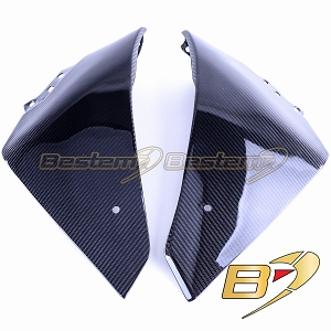 2009-2014 Yamaha R1 Lower Bottom Oil Belly Pan Guard Fairing Cowl Carbon Fiber, Twill