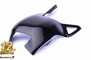 Ducati 848 1098 1198 100% Carbon Fiber Swingarm Arm Cover