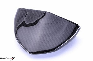 Ducati Streetfighter 100% Carbon Fiber Instrument Cover, Twill