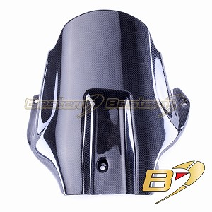 2004-2007 CBR1000RR Rear Tire Hugger Mud Guard Fender Fairing Cowl Carbon Fiber
