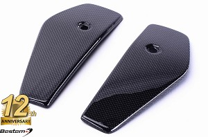 KTM DUKE 690 2012-2015 100% Carbon Fiber Side Panels