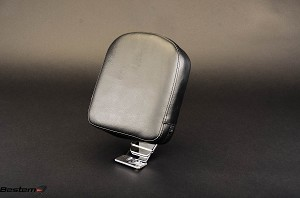 Suzuki M109R Driver Backrest, Does Not Fit With Passenger Seat Cover